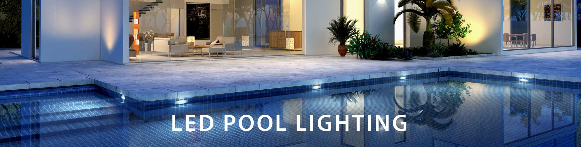 LEDtech LED pool lights color colour swimming